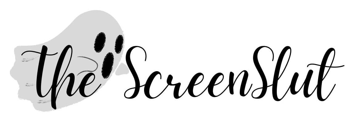 The ScreenSlut Halloween Logo