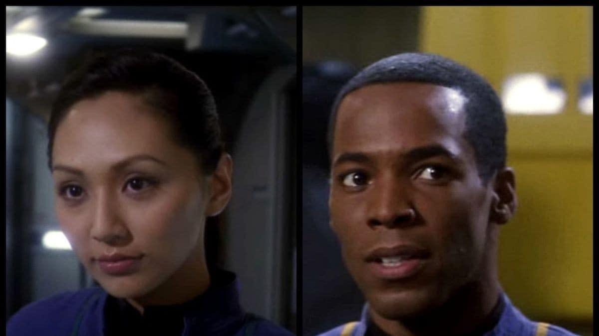 Enterprise - Linda Park - Anthony Montgomery