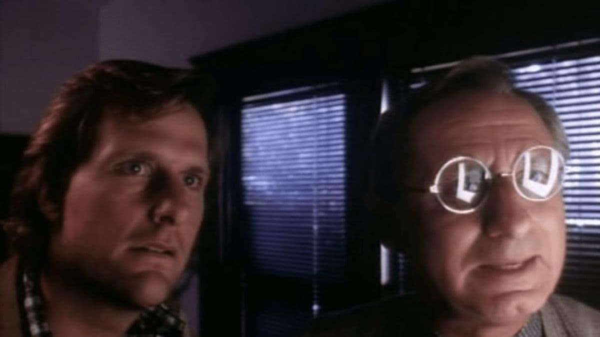 Timescape - Jeff Daniels - Steven Gilborn