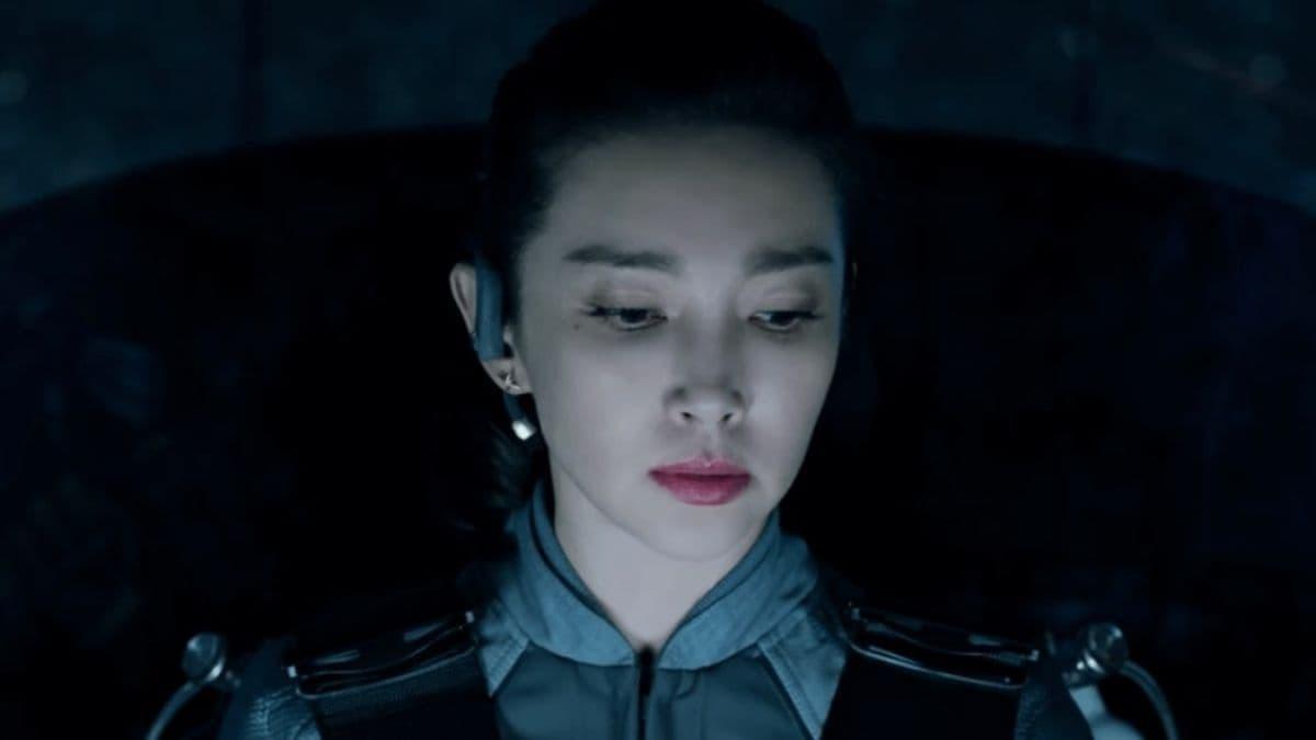 The Meg - Bingbing Li