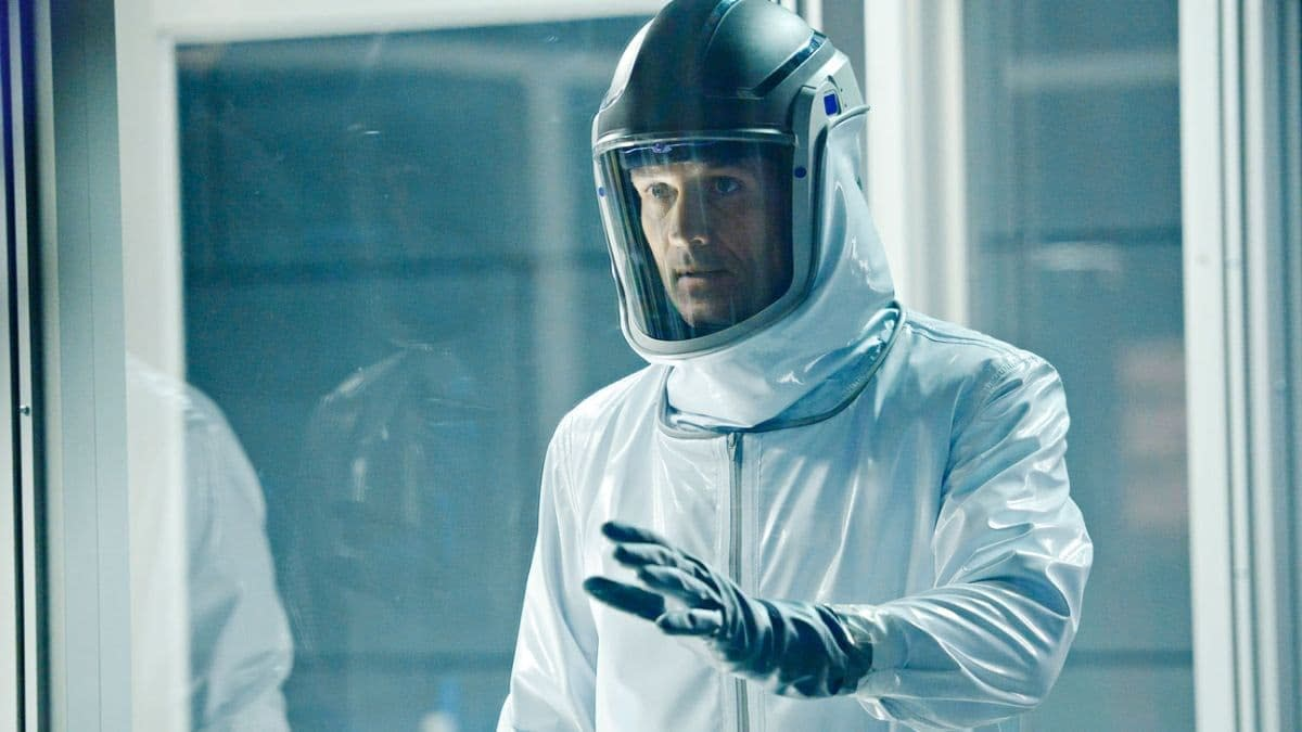 Helix - Billy Campbell