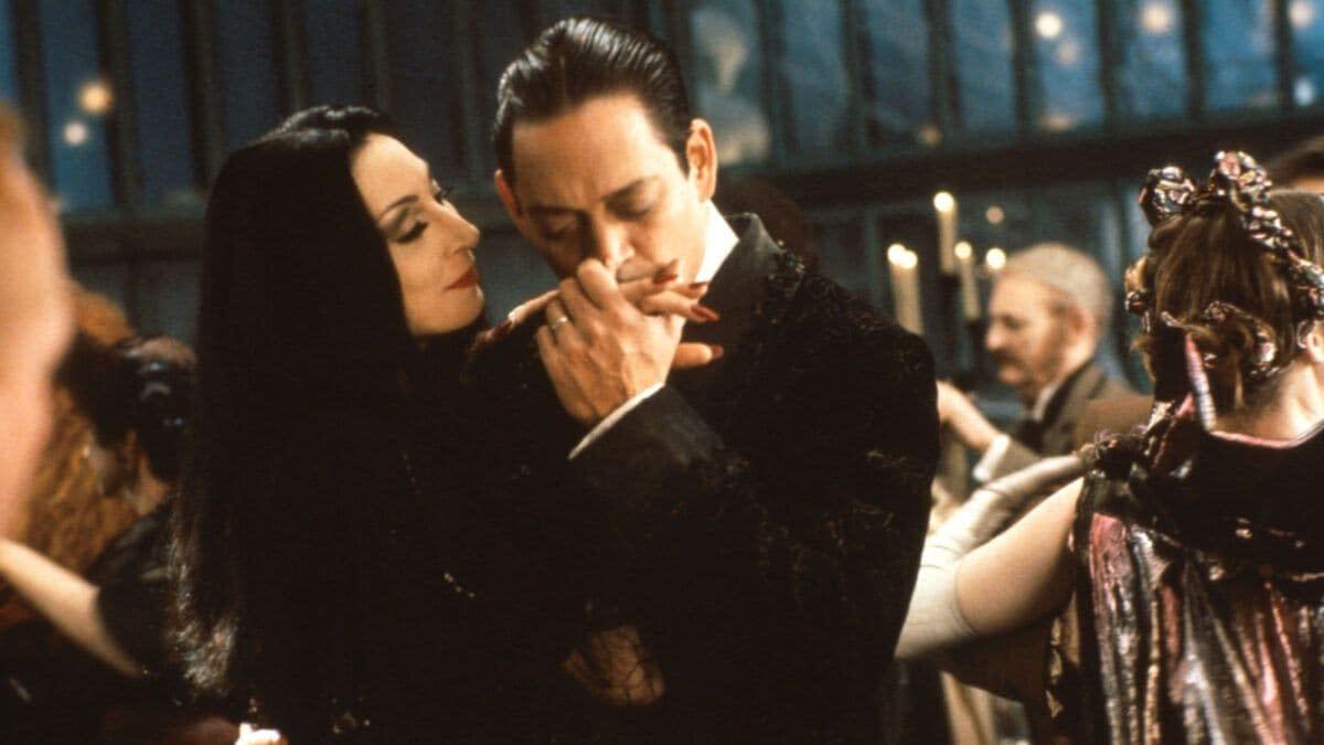 Morticia Addams - Gomez Addams - The Addams Family