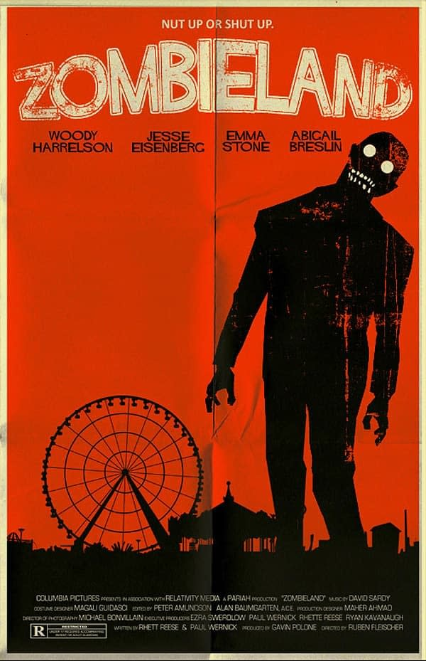 Zombieland - Film poster