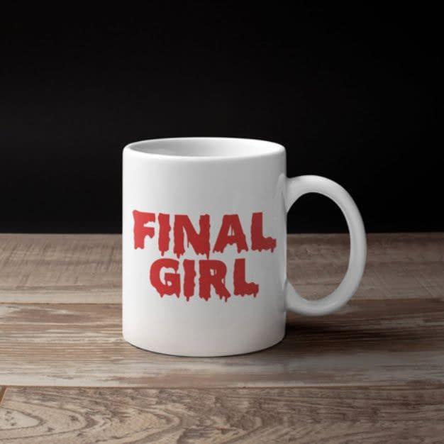 Final Girl Horror Mug