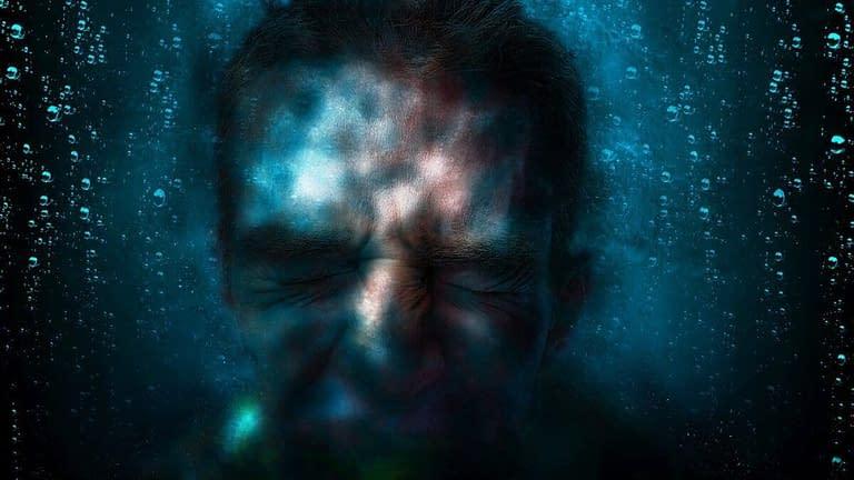 Irritating TV Show traits - Man screaming underwater
